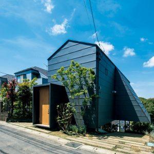 03「川崎の住宅」長谷川豪建築設計事務所