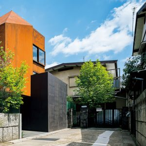 07「IRON-GALLERY」梅沢建築構造研究所
