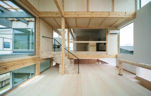 11「内と外の家」フジワラテッペイアーキテクツラボ
