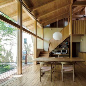 09「東灘の家」横内敏人建築設計事務所