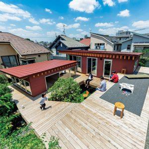 08「荻窪の住宅」納谷学+納谷新/納谷建築設計事務所