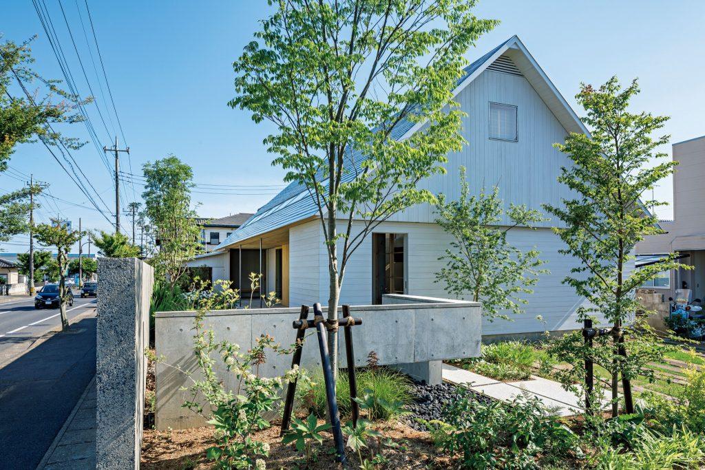 住宅特集 2017年8月号 庭──暮らしを拡げる境界の思考 Garden