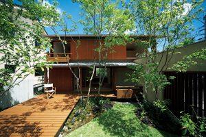 11「熊本・龍田の家」伊礼智設計室