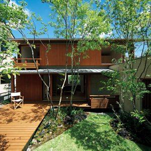 熊本・龍田の家