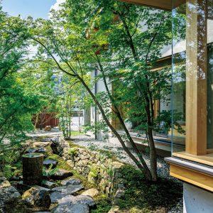 17「福井の家」神家昭雄/神家昭雄建築研究室