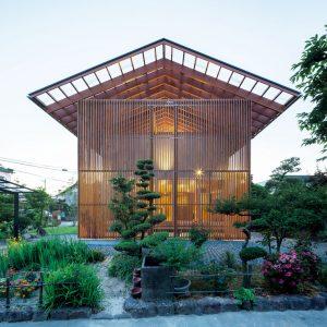 10「小田井の住宅」水石浩太/水石浩太建築設計室