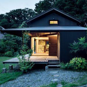 亀井谷戸の家