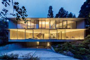15「斜辺の家」白浜誠建築設計事務所