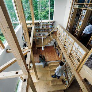 07「ほんの庵」伊藤暁建築設計事務所