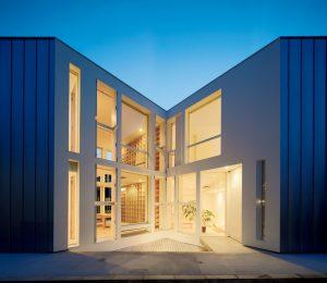 10「三万冊の本の家」山本卓郎建築設計事務所