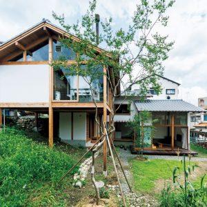 八田家住宅