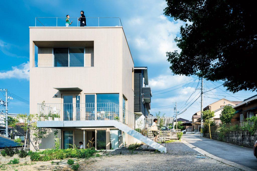 住宅特集 2017年10月号 「家開き」最前線──住まいを街に開放する Neo-public spaces