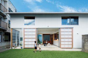 12「山梨の住宅」納谷学+納谷新/納谷建築設計事務所