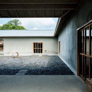 揖斐の住居と工房