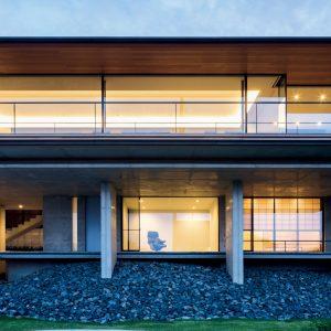 09「安保邸」城戸崎建築研究室