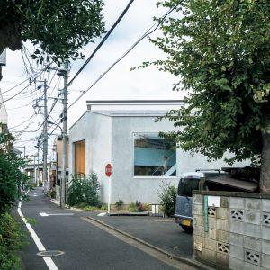 13「石神井町の家」久保都島建築設計事務所