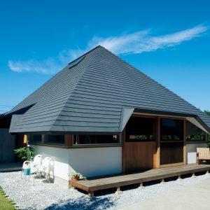 16「姶良の家」平野公平建築設計事務所