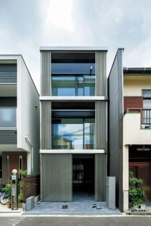 17「南田辺の家」藤原・室-建築設計事務所