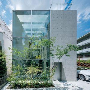 04「西麻布のいえ」永山祐子建築設計