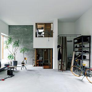 07「呼応する空間」フォルム・木村浩一建築研究所