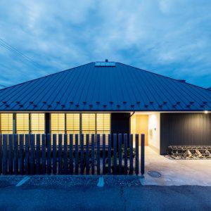 17「中土間の家」竹内申一建築設計事務所