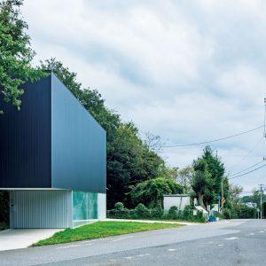 15「House-in-KANNOU」布施茂/fuse-atelier+武蔵野美術大学布施スタジオ