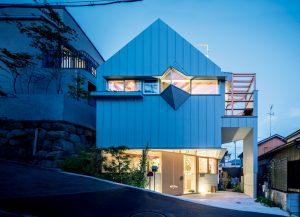 02「Hat-house」阿曽芙実建築設計事務所