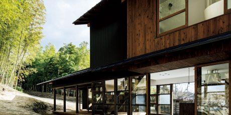 08「木津川の住宅」魚谷繁礼建築研究所