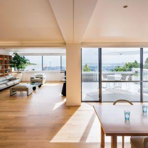 六甲の集合住宅Ⅱ 内装改修計画