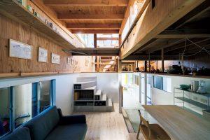 11「床と天井」河内一泰/河内建築設計事務所