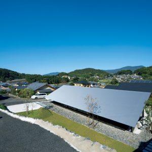 13「大屋根の棲家」松山将勝/松山建築設計室