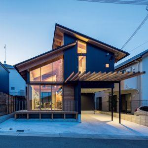垂水の住宅