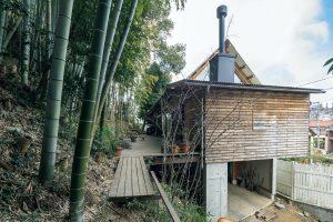 竹林の住処