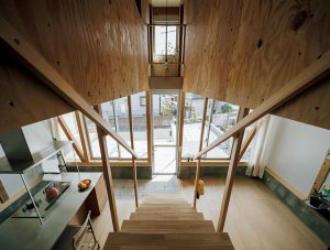 12「相模原の住宅」森元気建築設計事務所