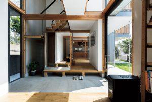 06「菊名の住宅」伊藤暁建築設計事務所