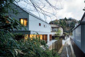 鎌倉長谷の住宅