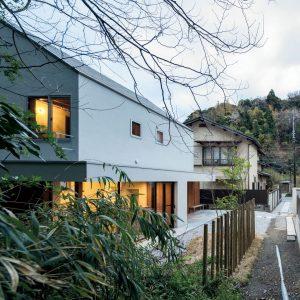 16「鎌倉長谷の住宅」川辺直哉建築設計事務所