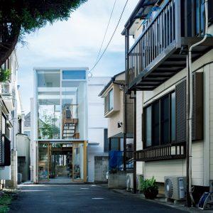03「王子の家」佐藤森/+〇一級建築士事務所