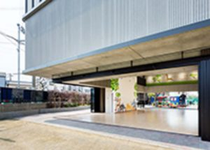 幼保連携型認定こども園 大阪国際大和田幼稚園──安井建築設計事務所