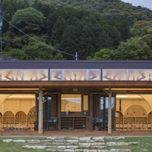 佐川町立黒岩中央保育所──内海彩建築設計事務所