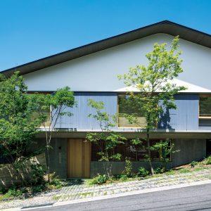 08「藤巻町の家」手嶋保建築事務所