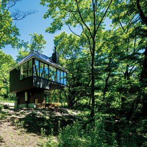13「森の段床」SUGAWARADAISUKE建築事務所