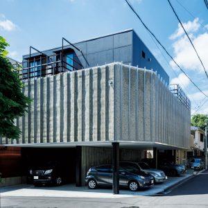 15「ノンブローハウス」海野健三_海建築家工房