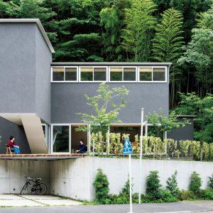 04「二階堂の家」フジワラテッペイアーキテクツラボ