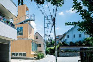 01「大八木邸」西沢立衛建築設計事務所