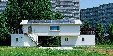 09「I-HOUSE」トラフ建築設計事務所