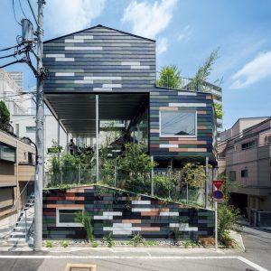 01「Overlap-House」平田晃久建築設計事務所