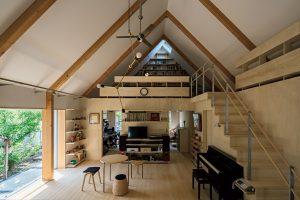 16「蝶番の家」立花美緒設計事務所