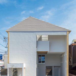 09「尾道の家」大石雅之建築設計事務所