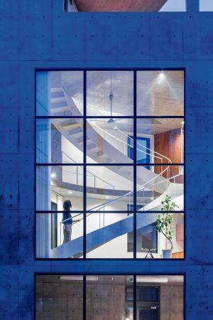11「stir」御手洗龍建築設計事務所